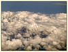 4th year Pic 198 - Aug - 11 2012.  Through the clouds  - To Hong Kong
